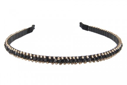 Accessoires bijoux cheveux strass