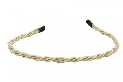 Accessoires bijoux cheveux doré or