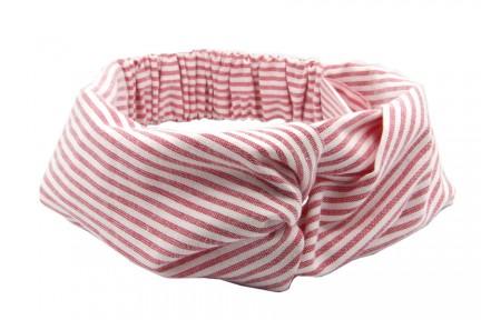 Bandeau cheveux tissu large