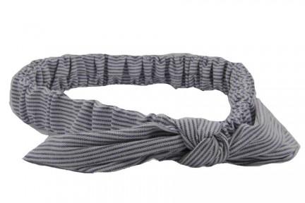 Headband Paillettes argenté