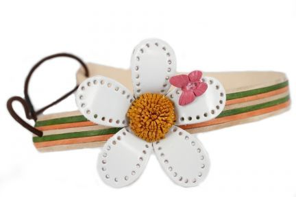 Bandeau fleur d'été