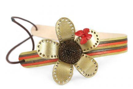 Bandeau fleur des bois
