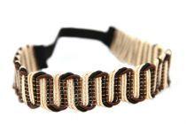 Bandeau élastique pour cheveux