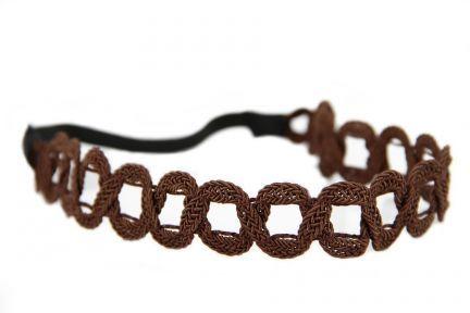 Headband Chocolat
