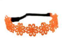 Headband avec belle fleurs