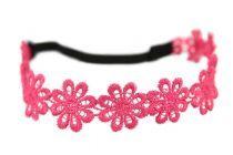 Headband rose Vintage