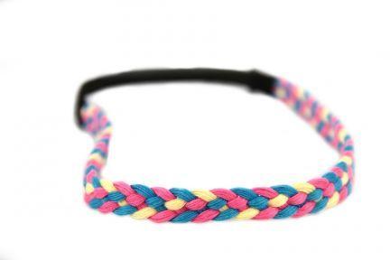 Headband fluo