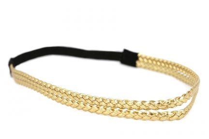 Headband doré pas cher