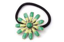 bijoux fleur pour cheveux
