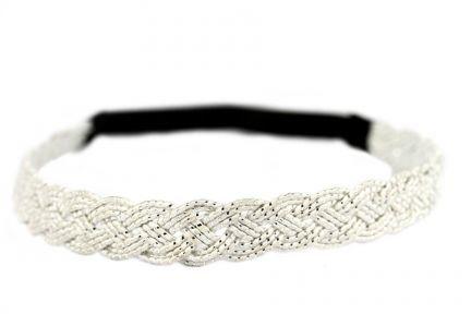 Headband paillettes de mariage