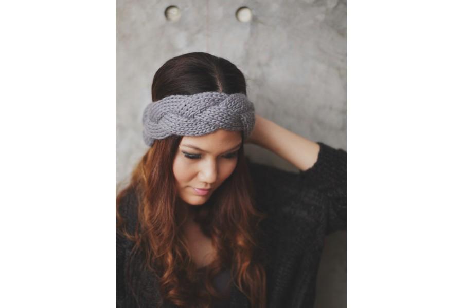 comment tricoter un turban en laine