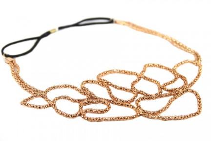 Headband original tendance en perles