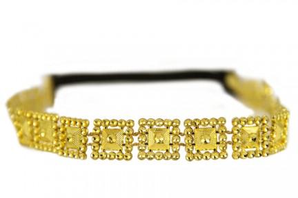Headband effet metal pas cher
