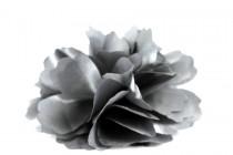Pince cheveux fleur Perle