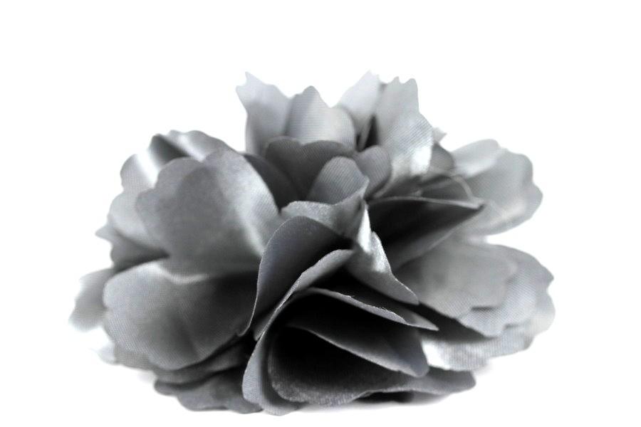 pince grosse fleur tissu. Black Bedroom Furniture Sets. Home Design Ideas