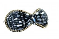 Pic chignon perles et strass