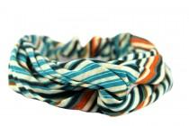 Bandeau cheveux en tissu