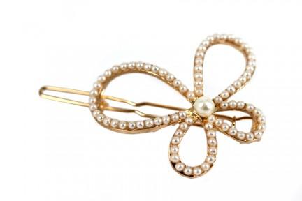 Accessoires et bijoux cheveux en perles