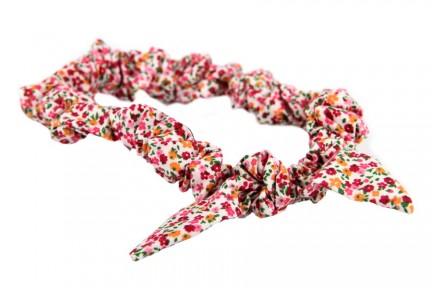Headband fleurs liberty