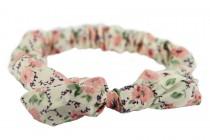 Bandeau cheveux fleurs pour femme