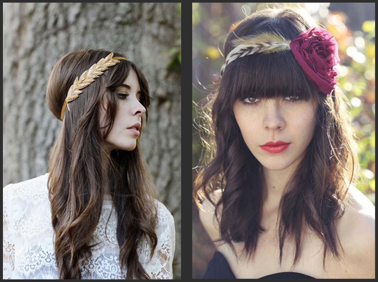 accessoires cheveux differents types