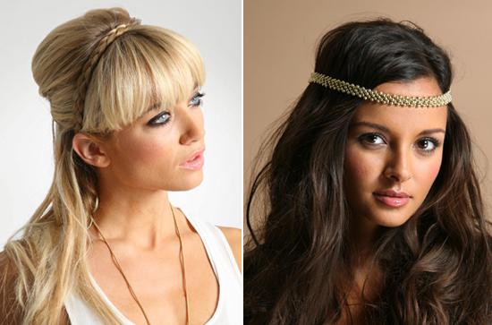 Le headband un must-have des accessoires pour cheveux