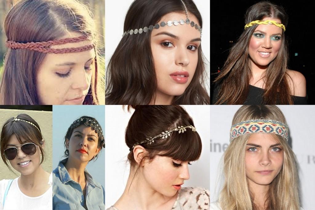 mettre headband comment