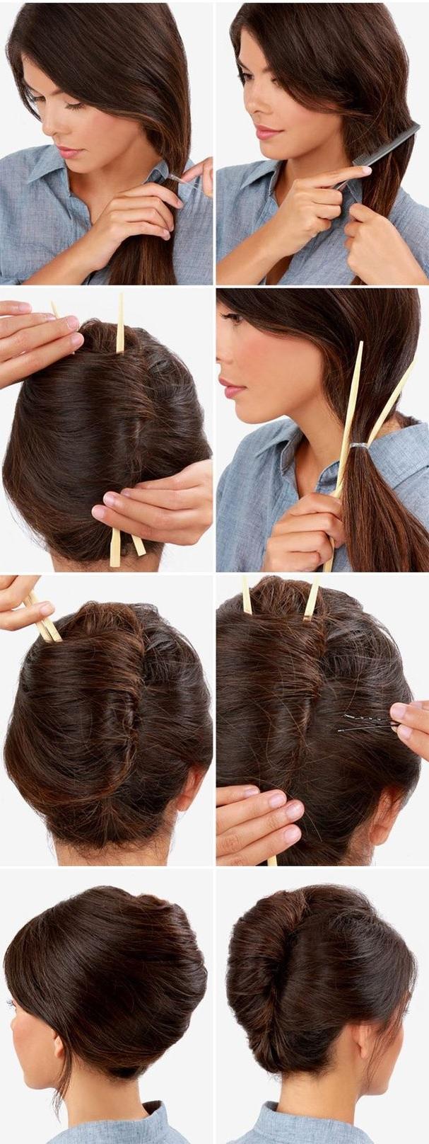 comment mettre pic cheveux