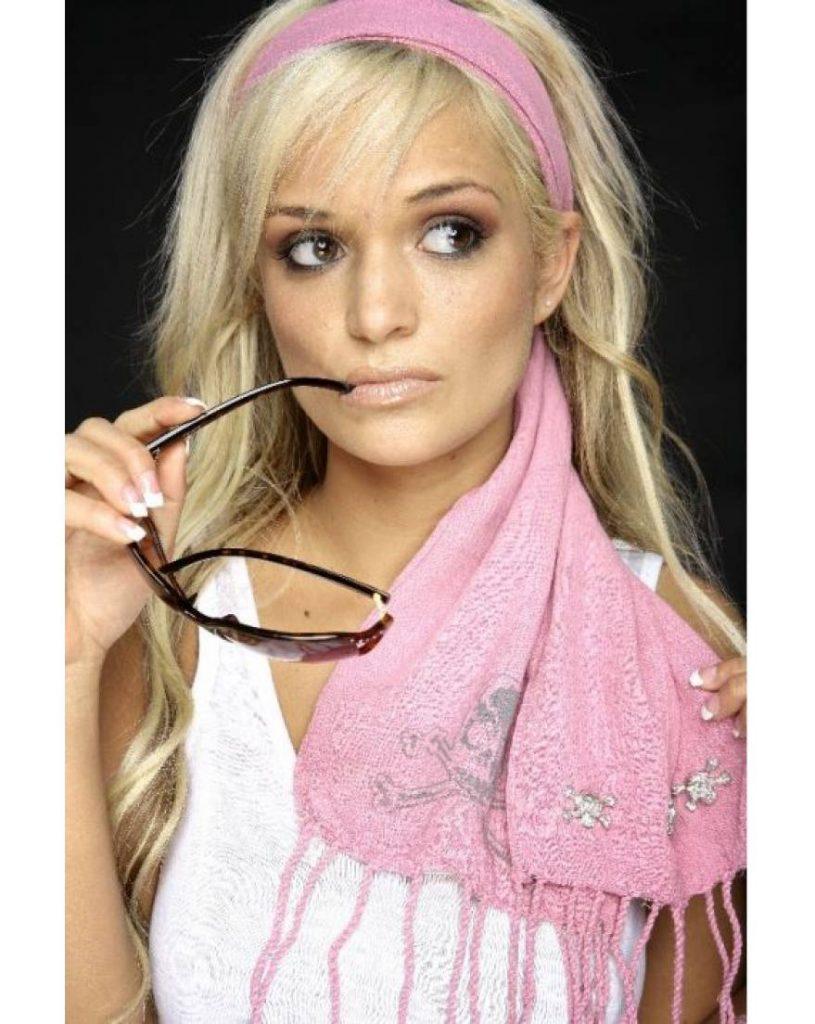 se coiffer foulard