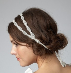 bandeau cheveux mariage