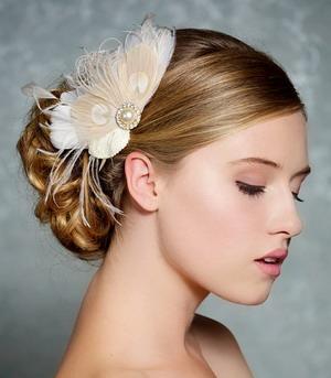 les types de pics pour mariage - Accessoir Cheveux Mariage
