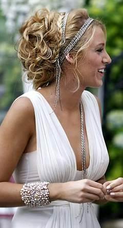 accessoires cheveux strass mariage Les coiffures parfaites pour un mariage