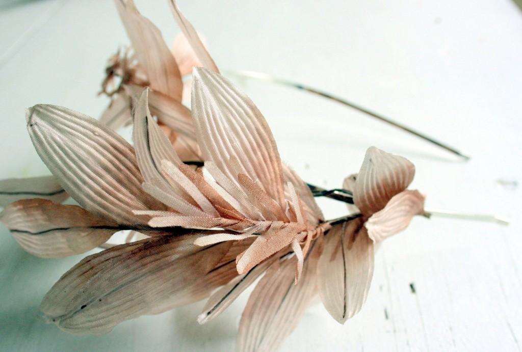 fabriquer bijoux cheveux
