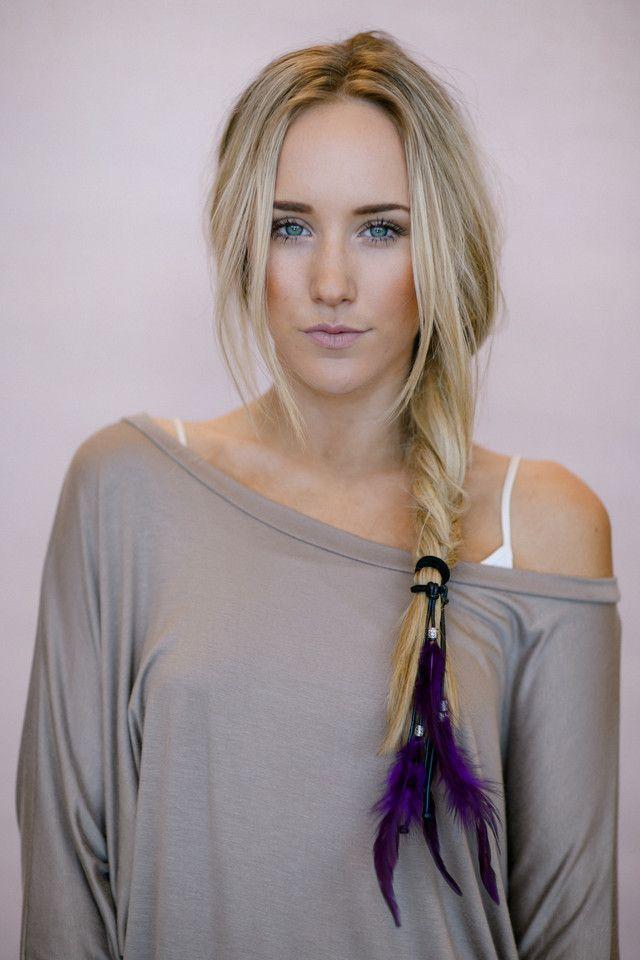 porter elastique pour cheveux