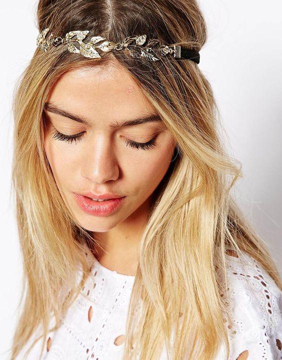 Porter ses bijoux de cheveux