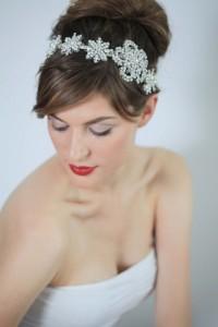 coiffure naturelle mariage