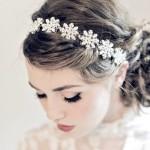 accessoire cheveux fleur pour mariage