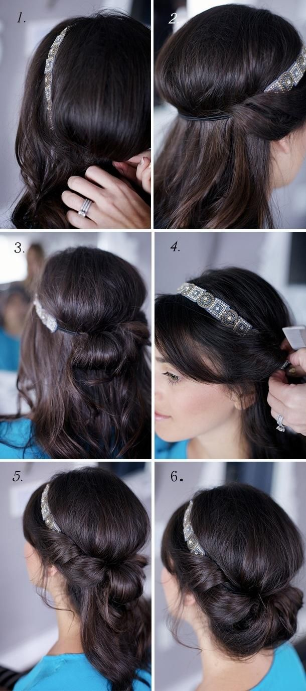 Comment Mettre Et Porter Un Headband