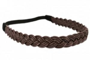 fabriquer headband tresse