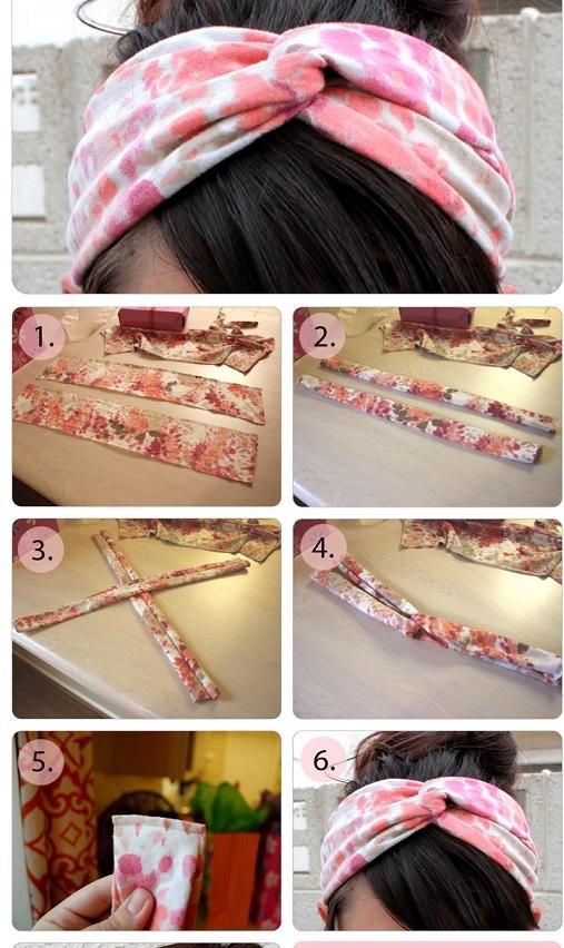 fabriquer un turban