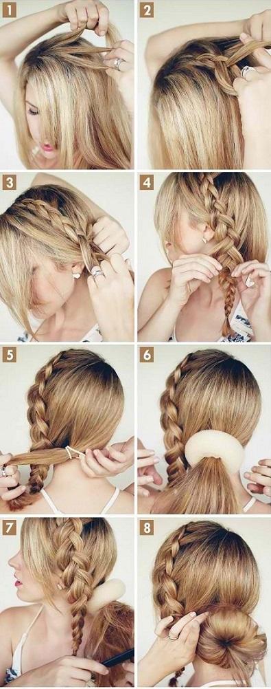 Tuto Coiffure Cheveux Court : tuto coiffure cheveux longs et courts ~ Melissatoandfro.com Idées de Décoration