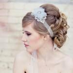 coiffure bandeau mariage