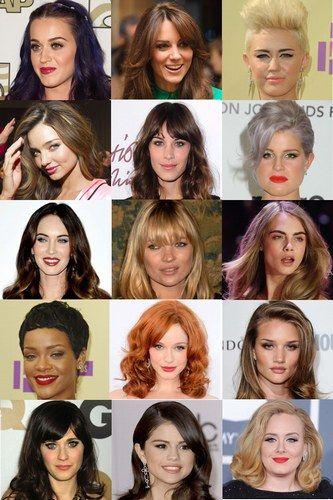 coiffure star femme