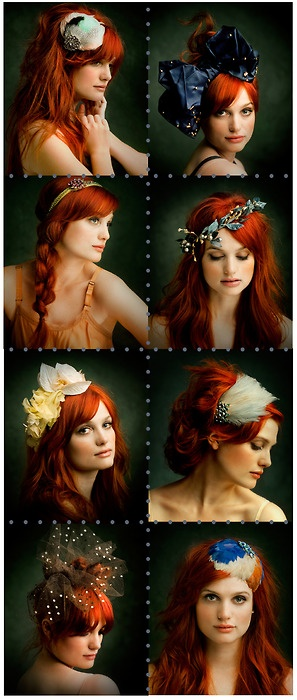 tuto headband cheveux longs