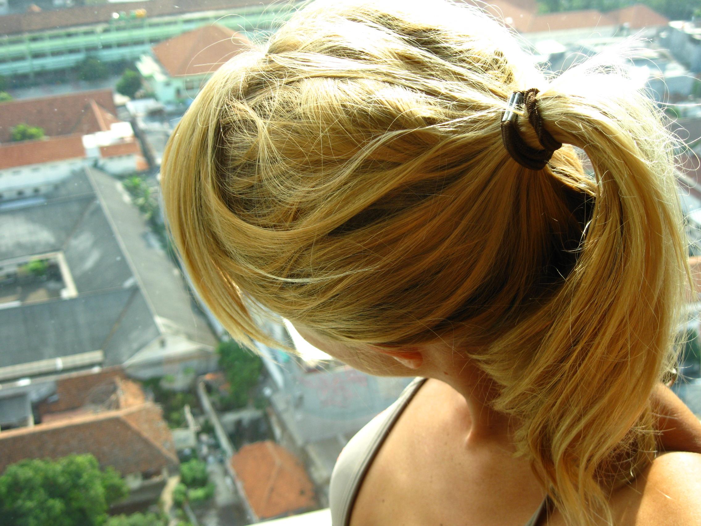 Cheveux secs comment traiter