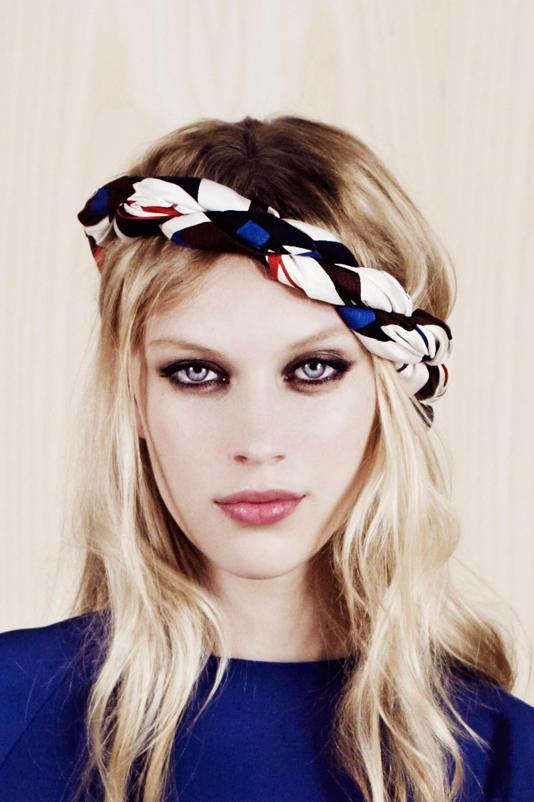 histoire foulard cheveux