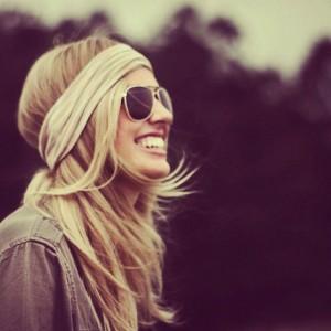 bijoux cheveux blonde
