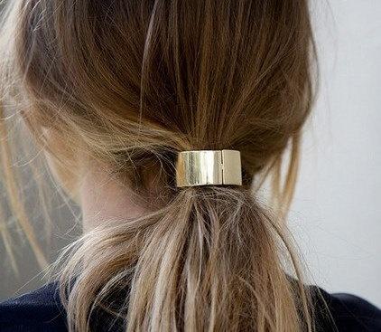 elastique cheveux utilisation
