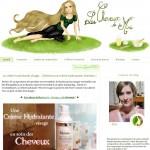 Un blog dédié à la pousse cheveux au naturelle