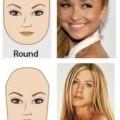 Choisir sa coiffure selon son visage